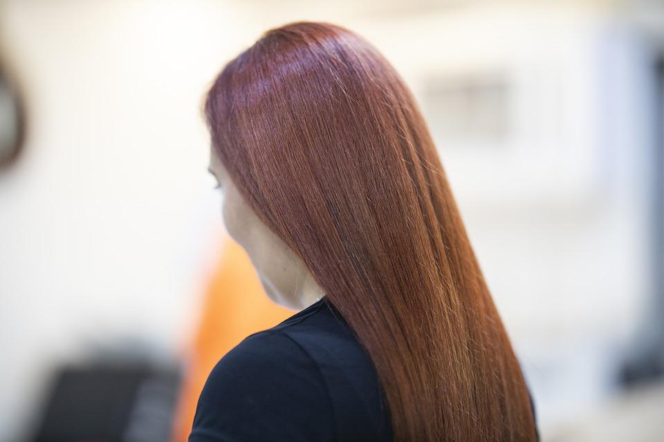 Przygotuj odpowiednio włosy przed ścięciem