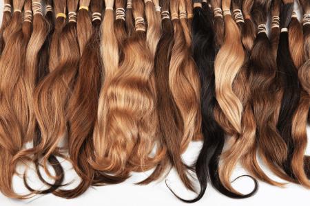 Skup naturalnych włosów - obcięte włosy na peruki